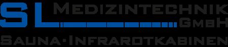 Logo SL Medizintechnik Sauna-Infrarotkabinen